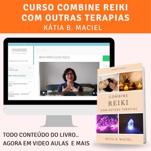 Curso COMBINE REIKI COM OUTRAS TERAPIAS